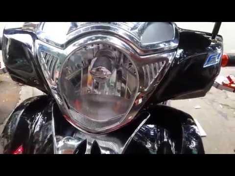 Phu tung trang tri xe Sh 2012-Youtube