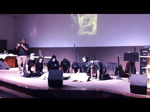 Apresentação de Teatro Nunca desista de mim - Ministério Despertai