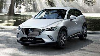 New Mazda CX-3 - видео обзор Александра Михельсона