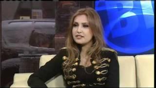 Mozhdah Jamalzadah on Breakfast Television