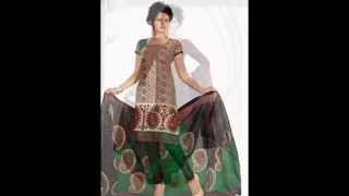 Cotton Salwar Kameez Dress Materials Online Bangalore