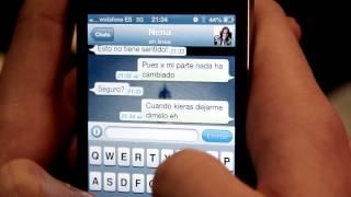 Mira como WhatsApp puede arruinar tu vida en 1 minuto
