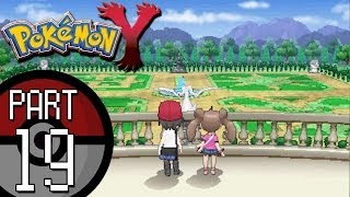 Pokemon X And Y Part 19: Parfum Palace Obtaining