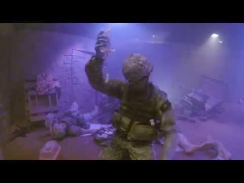 Blood Lab! Army Combat Medic 68W Training