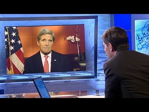 Secretary of State John Kerry discusses the breakthrough deal on Iran\'s nuclear program.