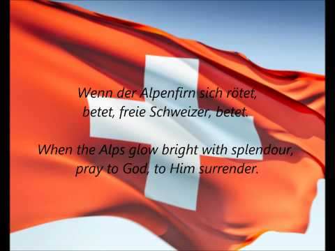 "Swiss National Anthem - ""Schweizerpsalm"" (GE/EN)"