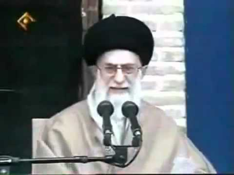 khamenei dometoo bezar roy kolet ((Revolutions in IRAN) )