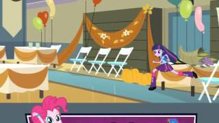 Game | My Little Pony Equestria Girls Dash For The Crown Part 1 | My Little Pony Equestria Girls Dash For The Crown Part 1
