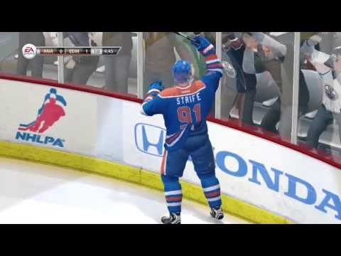 NHL 13 - LGHL - Anaheim Ducks @ Edmonton Oilers (Week 4)