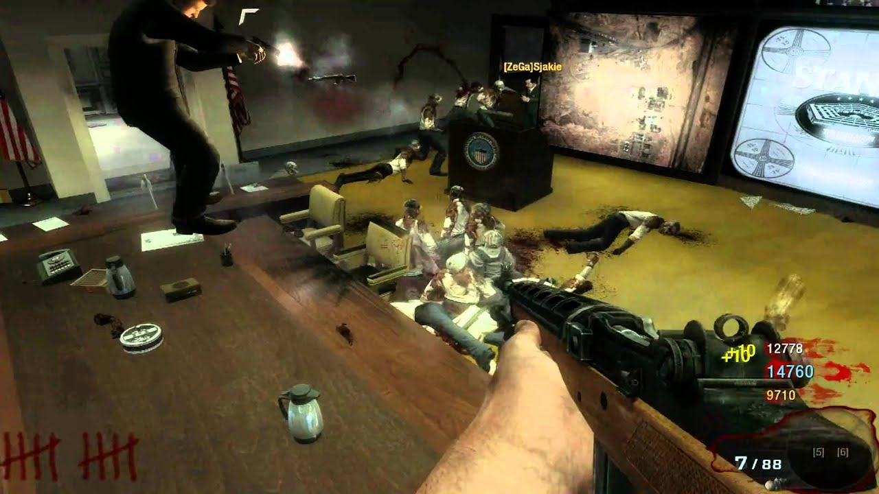 xbox 360 black ops zombie cheats