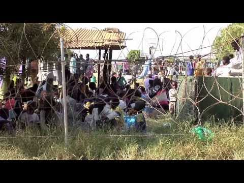 December 17th 2013 South Sudan Unrest