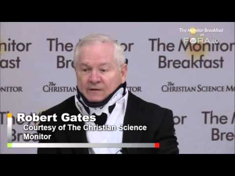 Robert M. Gates on Iraq Government