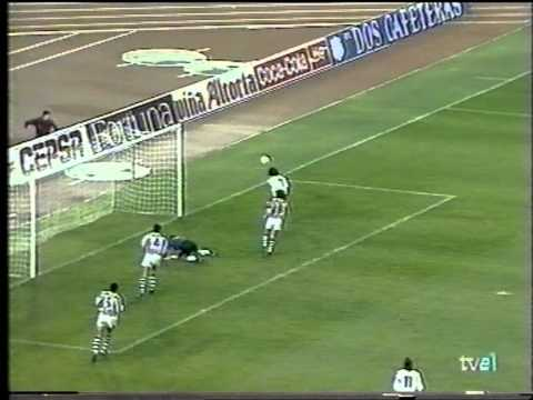 1993-1994 Real Sociedad 2 - Racing de Santander 0
