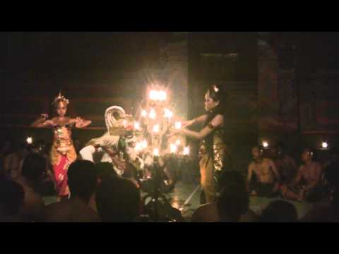 Balinese Kecak Fire and Trance Dance