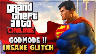 GTA 5 Glitches - GTA V INSANE GODMODE GLITCH !! (GTA 5 Online Gameplay & Call Of Duty MW3)