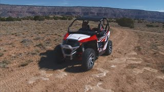 Cure For Cabin Fever Route 66 Yamaha Wolverine Review