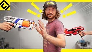 Nerf Disarm CHALLENGE