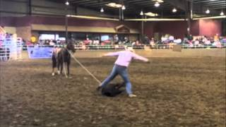 The 9th Annual International Indian Finals Rodeo In San
