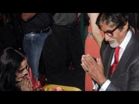 Amitabh Bachchan & Jaya Bachchan Greets Rekha | Shocking