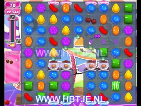 Candy Crush Saga level 657