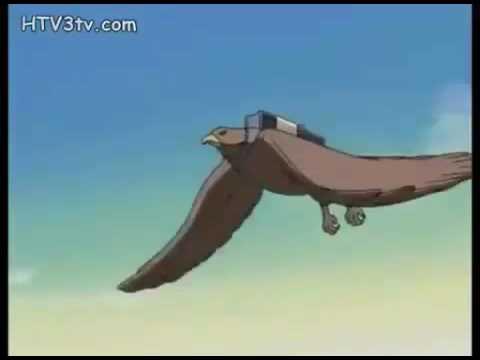 Naruto - sức mạnh vĩ thú HTV3 : Tập 8 /Phần 1