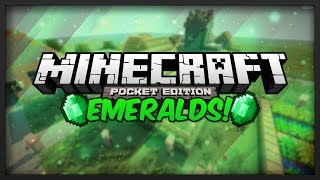 [0.9.0] Minecraft Pocket Edition: Epic Village Seed W