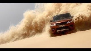 All-New Range Rover Sport | Empty Quarter Driven Challenge Documentary
