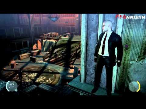 Hitman 5 Absolution: Геймплей на русском
