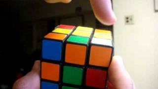 How To Solve A Rubik's Cube First Layer Clarification