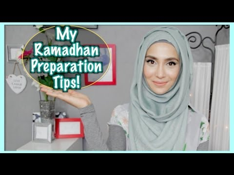 RAMADHAN PREPARATION! | Amenakin