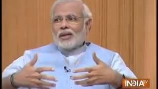 Narendra Modi In Aap Ki Adalat 2014, Full Episode 360p