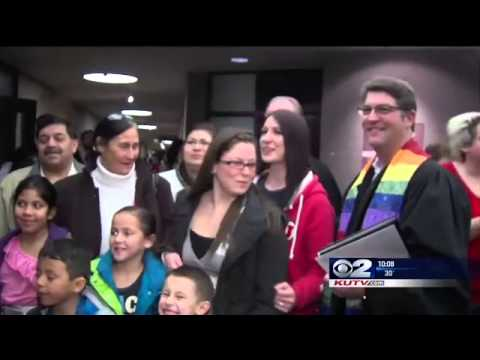Same-Sex Marriages Performed in Utah Before Supreme Court Stay Not Recognized