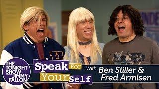 Speak for Yourself with Ben Stiller and Fred Armisen