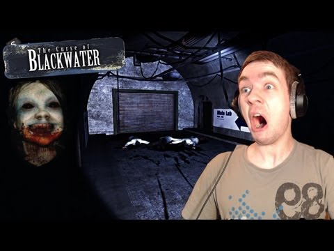 The Curse of Blackwater | Part 1| MOST SCARED I'VE EVER BEEN - Gameplay/Commentary