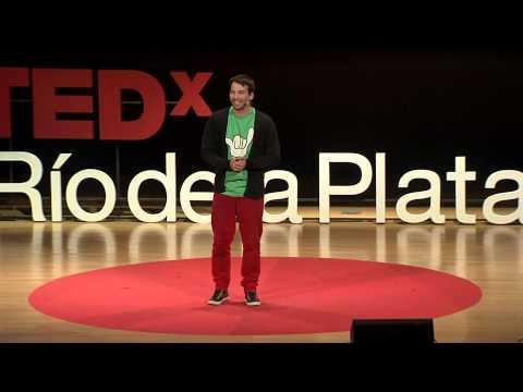 Del dolor a la creacion: Diego Coran Oria at TEDxRiodelaPlata