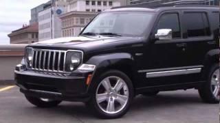 Jeep Liberty off road videos