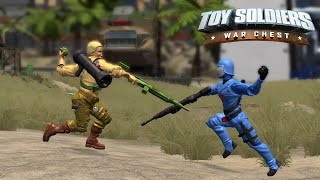 Toy Soldiers: War chest - Launch Trailer