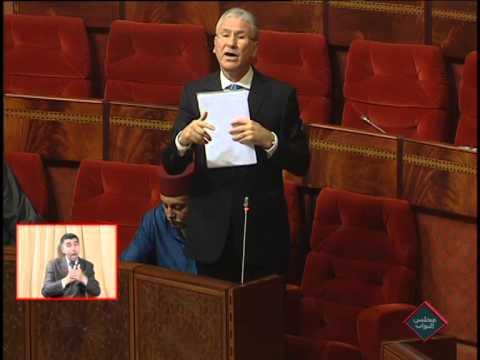 البرلماني ابودرار والصحة في إفني