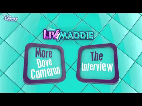 Dove Cameron on Fashion Interview Teaser Part: 1/2