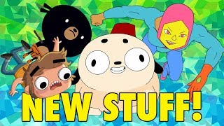 Are You Ready For New Cartoons?! - Only on CartoonHangover