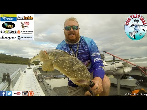 Fish That Snag - Fishing for Flathead - Locations, Tactics, Techniques, Cleaning & Eating