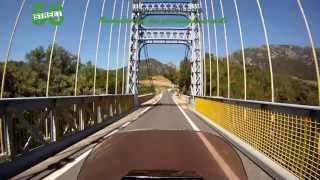 Roadbook moto Hérault : Le Mont Espinouse