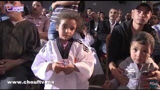 روبورطاج: بن سليمان تتحول إلى قبلة لعشرات المتضامنين مع المدرب مصطفى العمراني |
