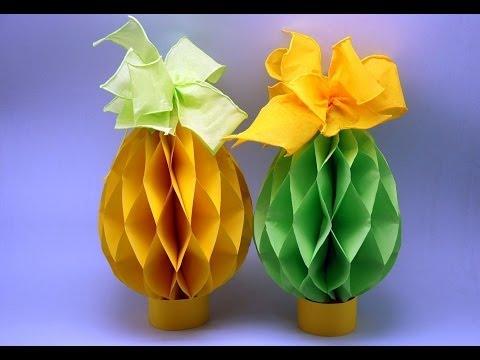 Pisanka z papieru  Paper Easter Eggs DIY