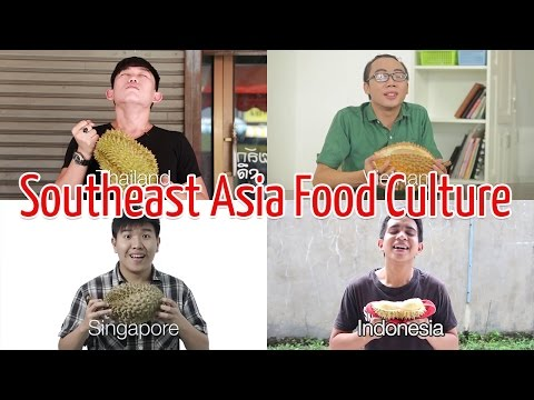Southeast Asia Food Culture