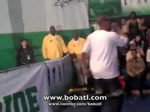 B.o.B Live: The Sprite Step Off in Charlotte, NC