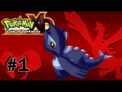 Pokémon XD: Gale of Darkness - UNHEALTHY SANDALS!? - Part 1