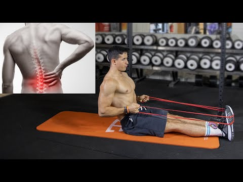 Soulager douleurs de dos avec 5 exercices !