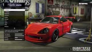 Video gta v 5 comet porsche 911 customisation gameplay