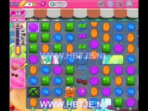 Candy Crush Saga level 637